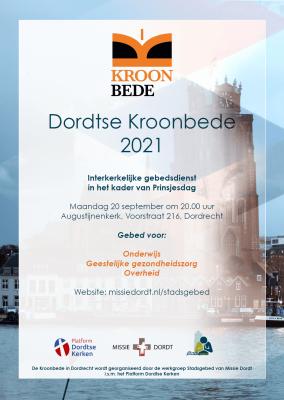 Dordtse Kroonbede 2021 (1)